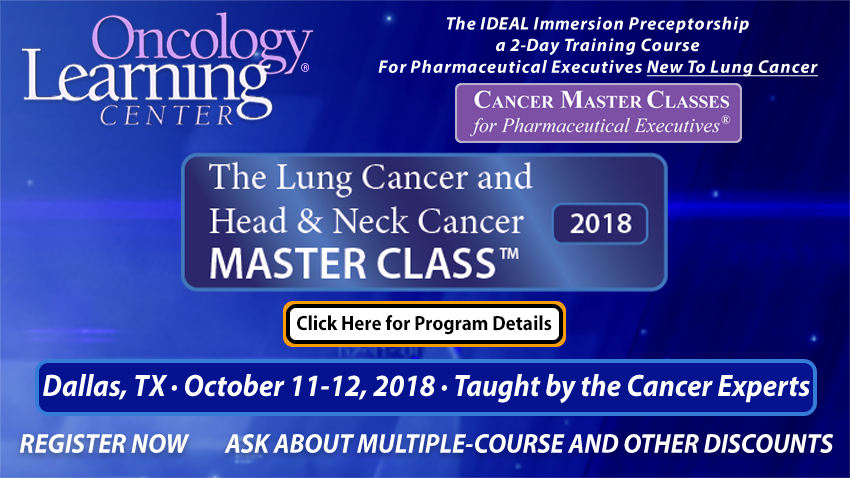 Lung Cancer Master Class